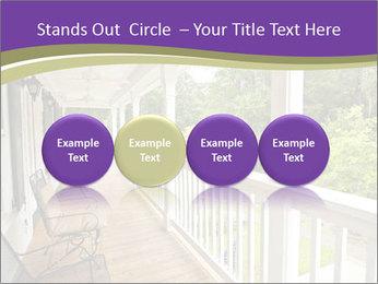 Porch PowerPoint Template - Slide 76