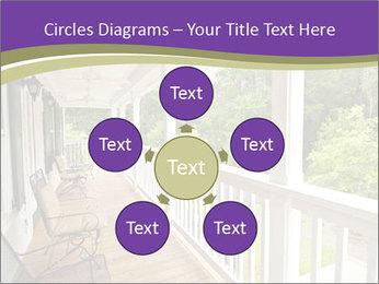 Porch PowerPoint Template - Slide 78