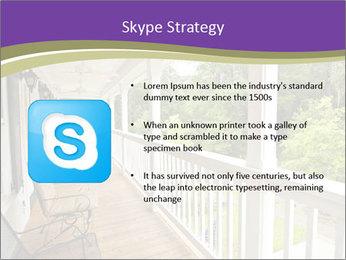 Porch PowerPoint Template - Slide 8