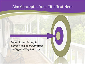 Porch PowerPoint Template - Slide 83
