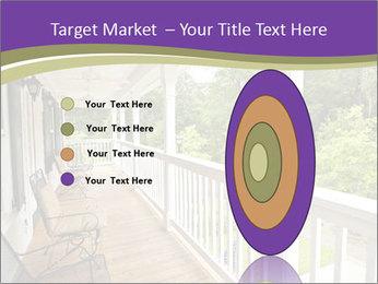 Porch PowerPoint Template - Slide 84