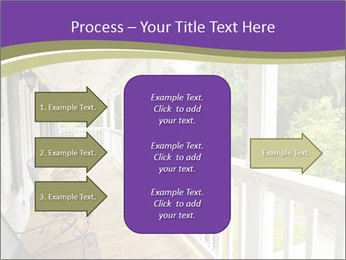 Porch PowerPoint Template - Slide 85