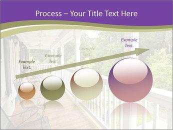 Porch PowerPoint Template - Slide 87