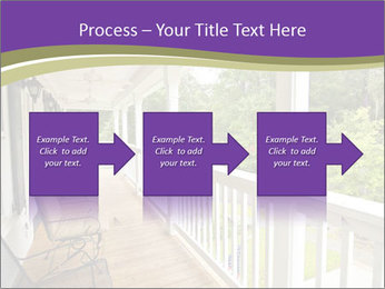 Porch PowerPoint Template - Slide 88