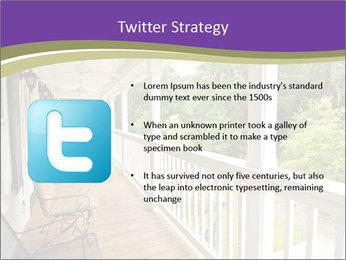 Porch PowerPoint Template - Slide 9