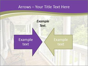 Porch PowerPoint Template - Slide 90