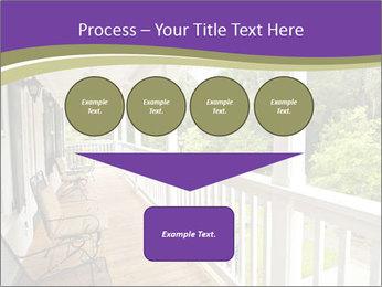 Porch PowerPoint Template - Slide 93