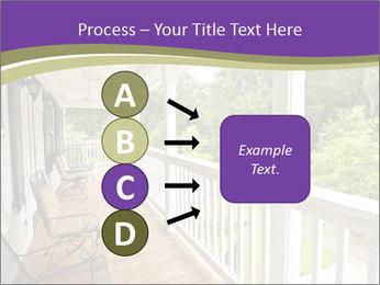 Porch PowerPoint Template - Slide 94