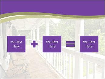 Porch PowerPoint Template - Slide 95
