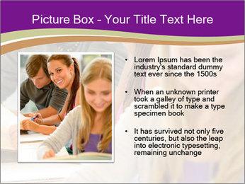 Teens study PowerPoint Template - Slide 13