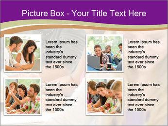 Teens study PowerPoint Template - Slide 14