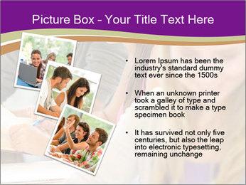 Teens study PowerPoint Template - Slide 17