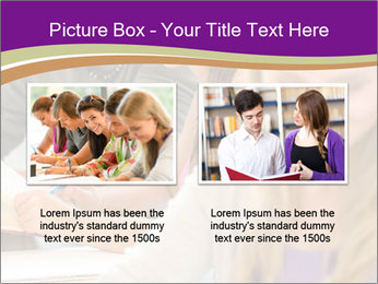 Teens study PowerPoint Template - Slide 18