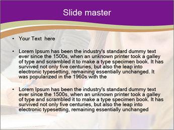 Teens study PowerPoint Template - Slide 2