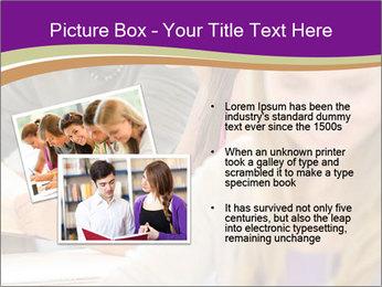 Teens study PowerPoint Template - Slide 20