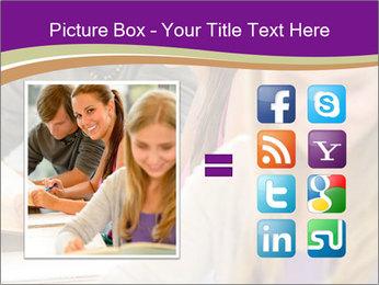 Teens study PowerPoint Template - Slide 21