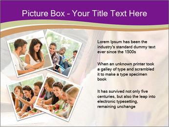 Teens study PowerPoint Template - Slide 23