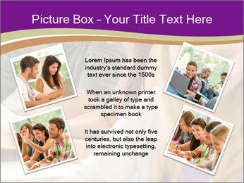 Teens study PowerPoint Template - Slide 24