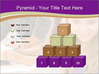 Teens study PowerPoint Template - Slide 31