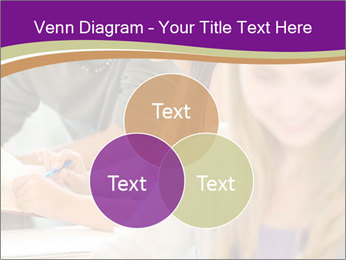 Teens study PowerPoint Template - Slide 33