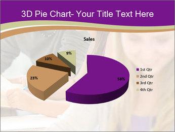 Teens study PowerPoint Template - Slide 35