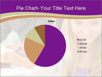 Teens study PowerPoint Template - Slide 36