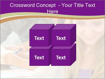 Teens study PowerPoint Template - Slide 39
