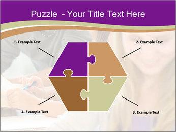 Teens study PowerPoint Template - Slide 40