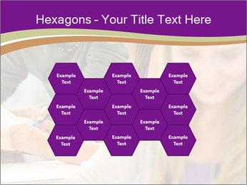 Teens study PowerPoint Template - Slide 44