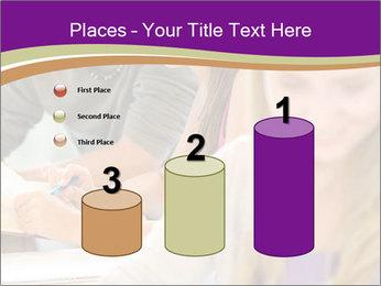 Teens study PowerPoint Template - Slide 65