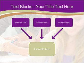 Teens study PowerPoint Template - Slide 70