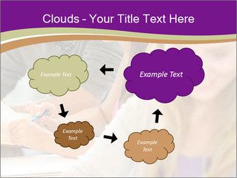 Teens study PowerPoint Template - Slide 72