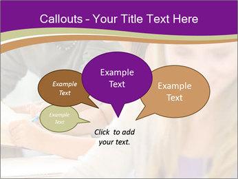 Teens study PowerPoint Template - Slide 73