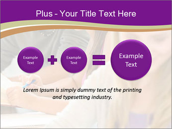Teens study PowerPoint Template - Slide 75