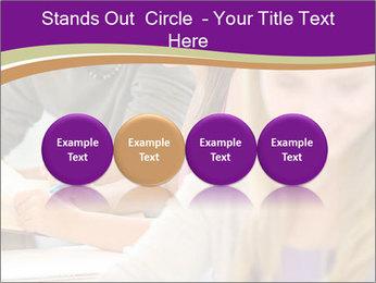 Teens study PowerPoint Template - Slide 76