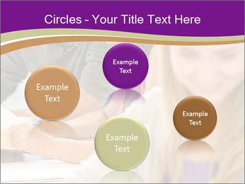 Teens study PowerPoint Template - Slide 77