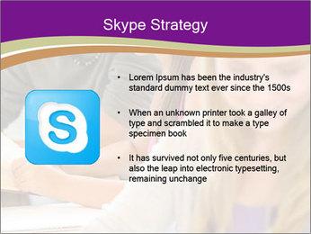 Teens study PowerPoint Template - Slide 8