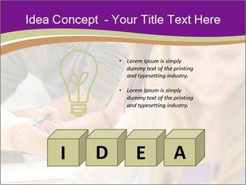 Teens study PowerPoint Template - Slide 80