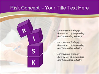 Teens study PowerPoint Template - Slide 81