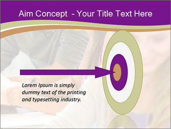 Teens study PowerPoint Template - Slide 83
