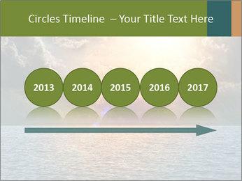 Yellow Sun Set PowerPoint Template - Slide 29