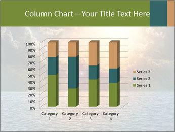 Yellow Sun Set PowerPoint Template - Slide 50