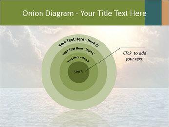 Yellow Sun Set PowerPoint Template - Slide 61