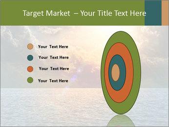 Yellow Sun Set PowerPoint Template - Slide 84