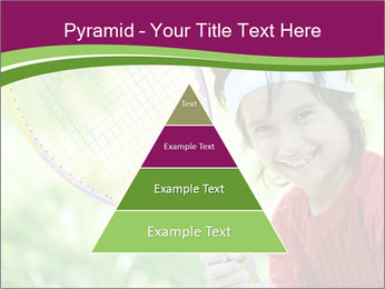 Kid playing PowerPoint Templates - Slide 30