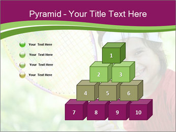 Kid playing PowerPoint Template - Slide 31