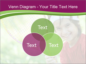 Kid playing PowerPoint Templates - Slide 33
