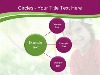 Kid playing PowerPoint Templates - Slide 79