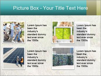 Computer screen PowerPoint Template - Slide 14