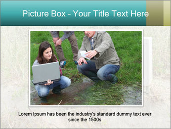Computer screen PowerPoint Template - Slide 16